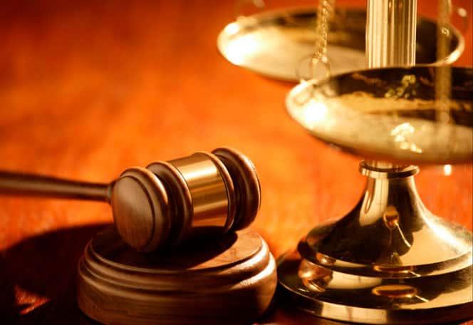 תמונת אווירה - חוק ומשפט